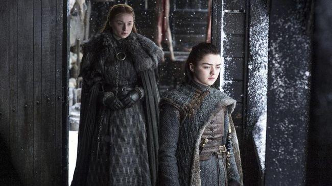 HBO melakukan banyak hal untuk menjaga kerahasiaan naskah 'Game of Thrones,' terutama memasuki musim kedelapan.