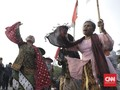 Petani Kendeng Adukan Pemerintahan Ganjar ke Jokowi soal KLHS
