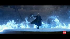VIDEO: Kejutan Nagini Si Ular di Trailer 'Fantastic Beasts 2'