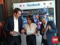Survei Facebook: Teknologi Juga Dimanfaatkan Warga di Daerah