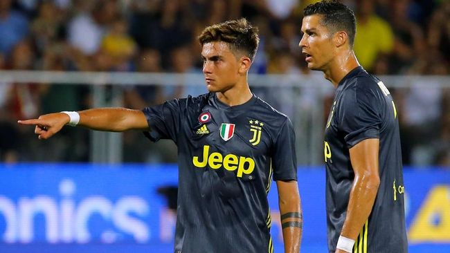 Usai mencetak hattrick, Paulo Dybala menegaskan Juventus harus tetap menjadi tim hebat dengan atau tanpa Cristiano Ronaldo.