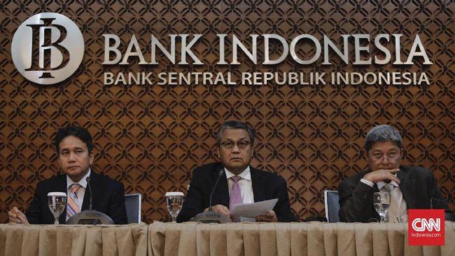 Bank Indonesia (BI) mengubah proyeksi defisit transaksi berjalan (CAD) dari sebelumnya di bawah 3 persen dari PDB menjadi dikisaran 3 persen dari PDB.