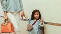 <p>Aih, posenya Alia itu lho, bikin gemas! (Foto: Instagram/@sarwendah29)</p>
