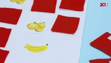 DIY Mainan Anak, Onet Rumahan untuk Asah Memori si Kecil