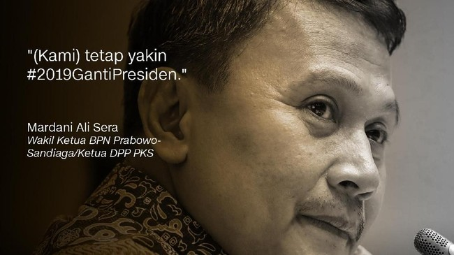 Putri Presiden RI ke-4, Abdurrahman Wahid atau Gus Dur, Yenny Wahid resmi mendukung Jokowi-Ma'ruf Amin di Pilpres 2019.