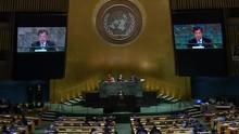 Kemlu Beber Alasan Dukung Resolusi PBB Setop Senjata Myanmar