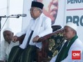 Ma'ruf Amin Bantah Janjikan Lahan ke Petani Banyuwangi