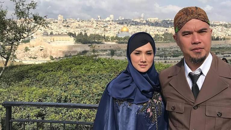 Mulan Jameela mengaku awalnya tidak ada niatan untuk menikah dengan Ahmad Dhani.