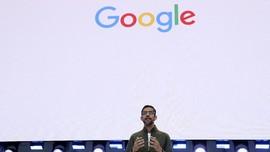 Jadi Bos Induk Google, Gaji Sundar Pichai Rp28 M
