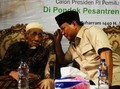 Prabowo Sambangi Sesepuh NU, Koalisi Jokowi Tak Cemas
