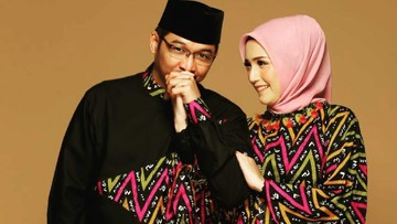7 Tahun Menikah, Pasha 'Ungu' dan Adel Masih Mesra Banget