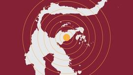 INFOGRAFIS: Sejarah Gempa dan Tsunami di Sulawesi