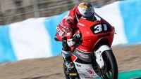 Dua Pebalap Indonesia Tampil Di Moto2 Malaysia