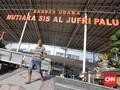 Keluarga Petugas ATC Bandara Palu Dapat Santunan Rp590 Juta