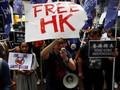 China Larang Parpol, Ribuan Orang Unjuk Rasa di Hong Kong