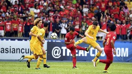 Gol Pertama Australia Runtuhkan Mental Timnas Indonesia U-16