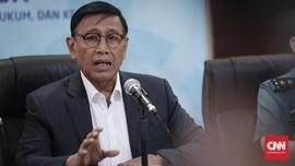 Wiranto Heran Aksi Agama Bawa Muatan Politis