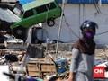 LIPI: Patahan Bawah Laut Jadi Penyebab Tsunami Palu