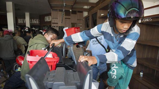 Tersangka Penjarahan Gempa Tsunami Palu, Adalah Perampok Raja Tega