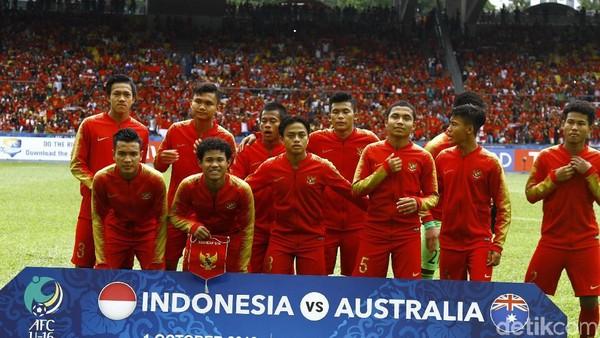 Indonesia vs Australia