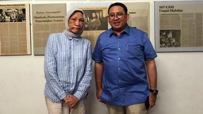 Salah satu saksi, Cahaya Nainggolan, menyebut Fadli Zon sempat datang ke rumah Ratna sebelum ia mengakui soal kebohongannya kepada publik, 3 Oktober 2018.