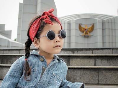 10 Potret Neisya, Si Bocah Kece dari Kota Kembang