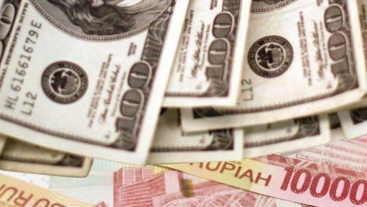 Pembukaan: Rupiah Ditransaksikan Melemah Rp 15.184/US$