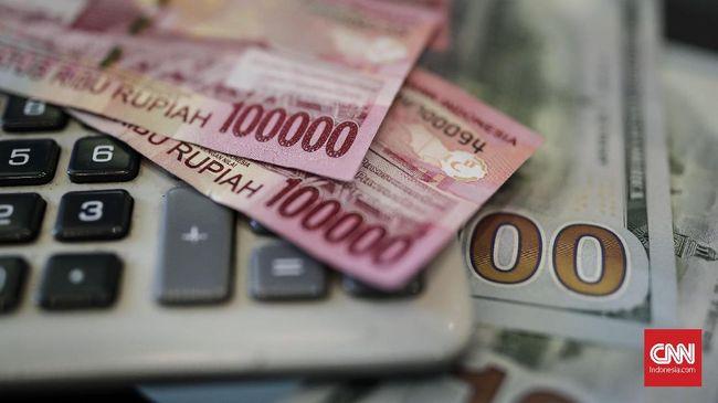 Pemerintah dan Banggar DPR sepakat menurunkan asumsi nilai tukar rupiah APBN 2022 dari Rp13.900-Rp15 ribu per dolar menjadi Rp13.900-Rp13.900.