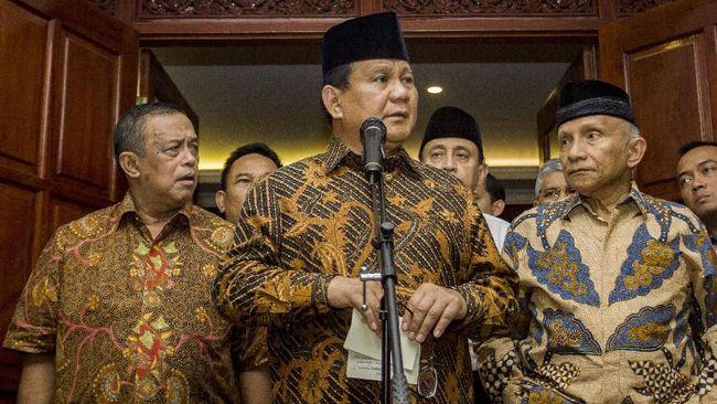 Projo menyebut anggota timses Prabowo-Sandiaga bisa didiskualifikasi dari Pemilu 2019 karena menyebar kabar bohong soal penganiayaan Ratna Sarumpaet.