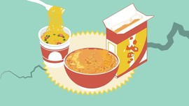 Mencari Bahan Makanan Tepat untuk Korban Bencana