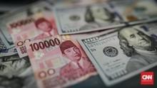 Rupiah Loyo di Rp14.055 per Dolar AS Pada Awal Pekan