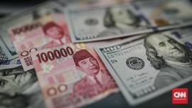 Pertumbuhan Ekonomi 7,07 Persen Angkat Rupiah ke Rp14.355