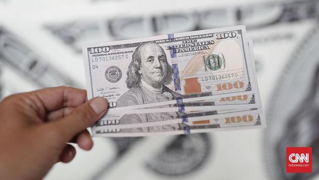 Rupiah Rp14.488 per Dolar AS, Mata Uang Asia Kompak Melemah