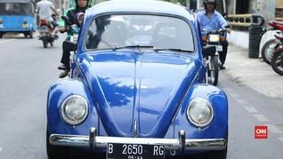 Hobi dan Cinta Nano untuk VW Klasik