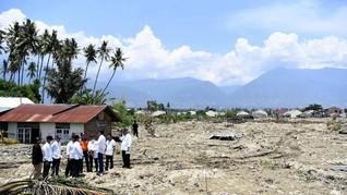 Hunian Korban Gempa Palu Bisa Jadi Peluang Bisnis Baja