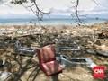 FOTO: Potret Muram Donggala Pascagempa dan Tsunami