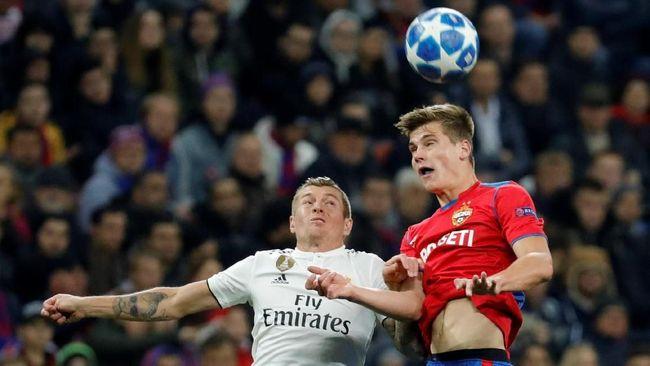 Berikut sejumlah statistik mencengangkan mulai dari top skor, pencipta assist terbanyak, hingga pemain dengan kartu terbanyak di fase grup Liga Champions.
