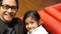 <p>Addie MS bersama Atreya, anak Iko Uwais dan Audy Item. (Foto: Instagram/ @addiems999)</p>