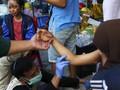 Kisah Dokter Minum Infus di Tengah Kesulitan Air di Palu