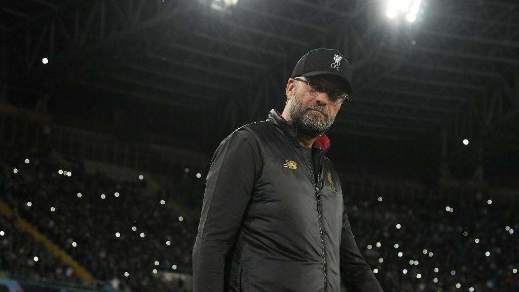Klopp: Liverpool Pantas Kalah