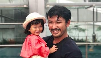 Kangen Ayah, Putri Kecil Rio Dewanto Sampai Mengigau
