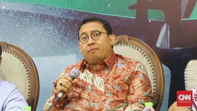 Fadli Zon soal Grasi Jokowi bagi Nuril: Memalukan Bangsa