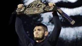 Lagu Pengantar Khabib Juara di UFC 254