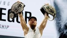 McGregor Klaim Masih Juara UFC, Bukan Khabib