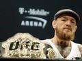 McGregor Terjebak Macet, Khabib Tinggalkan Konferensi Pers