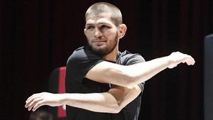 UFC: Khabib Sudah Tak Semangat Lawan GSP