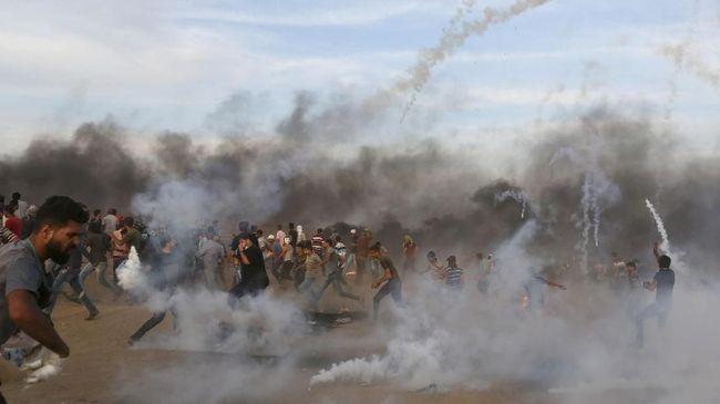 Prajurit Hamas Tewas Akibat Serangan Tank Israel di Gaza
