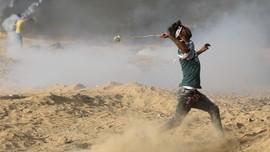Demonstran Gaza Batalkan Aksi di Perbatasan dengan Israel