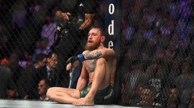 Conor McGregor sempat meminta maaf pada Khabib Nurmagomedov di akhir ronde ketiga dengan mengatakan sikapnya semata merupakan urusan pekerjaan.