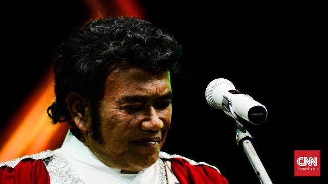 Pengadilan Negeri (PN) Surabaya menolak gugatan pedangdut Rhoma Irama sebesar Rp1 miliar melawan PT Sandi Record.